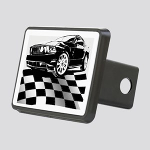 bbblackflag Rectangular Hitch Cover